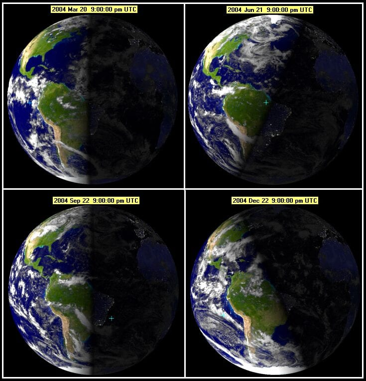 formation-of-seasons-on-earth