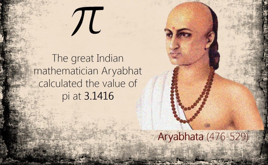 Aryabhata - The man behind the discovery of ZERO and PI